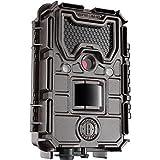 Bushnell (ブッシュネル)TrophyCam HD Aggressor Trail Camera トレイルカメラ トロフィーカム アグレッサー ノーグロー 不可視 119776C 静止画 ビデオ 音声収録 No Glow 赤外線 暗視 人感センサー 野生動物観察 監視 防犯用 14Mp HD [日本語説明書付] [並行輸入品]