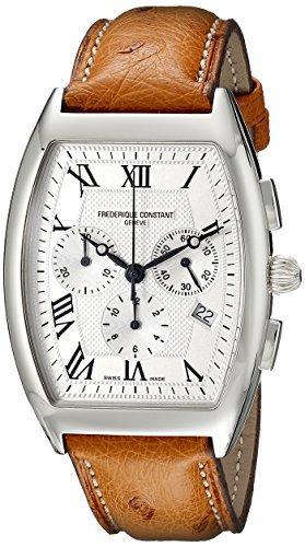 Frederique Constant Geneve Art Déco FC-292M4T26OS Reloj elegante para hombres Fabricado en Suiza