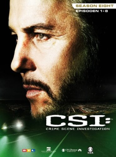 CSI: Crime Scene Investigation - Season 8.1 [3 DVDs]