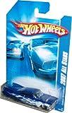 Mattel Hot Wheels 2007 All Stars Series 1:64 Scale Die Cast Metal Car # 151 - Blue Classic...