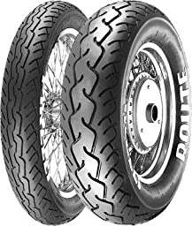 Pirelli MT66 Route Tire - Front - 3.00-18 , Position: Front, Tire Size: 3.00-18, Rim Size: 18, Load Rating: 47, Speed Rating: S, Tire Type: Street, Tire Application: Cruiser 1003500
