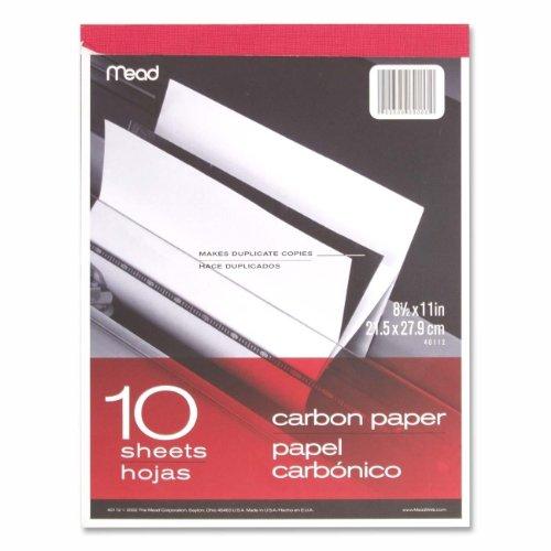 mead-carbon-paper-tablet-8-1-2x11-black-carbon-sold-as-1-each-mea40112