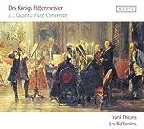 echange, troc  - Concertos Pour Flûte Qv5:196, Qv5:236, Qv5:86 & Qv5:173