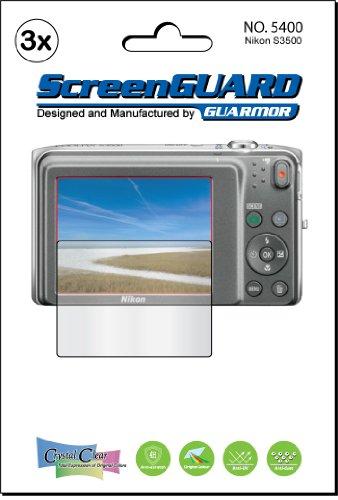 3-x-nikon-coolpix-s3500-s3400-per-fotocamera-digitale-pellicola-protettiva-per-schermo-lcd-protezion