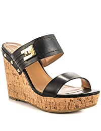 Tommy Hilfiger Women's Madasen Wedge Sandal