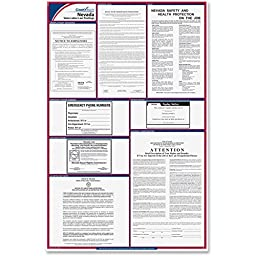TFP ComplyRight Nevada State Labor Law Poster - Labor Law