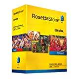 Rosetta Stone Spanish (Latin America) Level 1-5 Setby Rosetta Stone