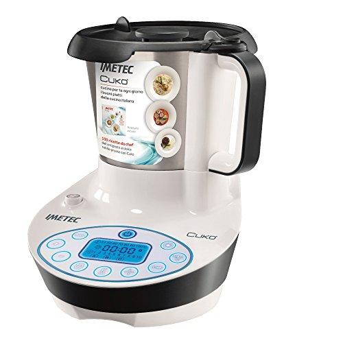 Imetec-7780-Cuk-Robot-de-cocina-incluye-libro-de-100-recetas-en-italiano