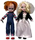 Living Dead Doll Child's Play / Chucky Bride Chucky and Tiffany 2 packs of