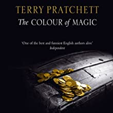 The Colour of Magic: Discworld 1 (       UNABRIDGED) by Terry Pratchett Narrated by Nigel Planer