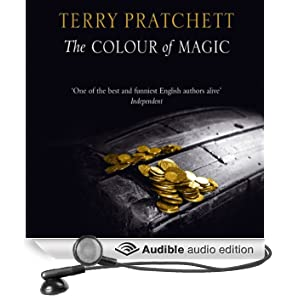 The Colour of Magic: Discworld 1 (Unabridged)