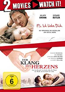 P.S. Ich liebe Dich/ Der Klang des Herzens [2 DVDs]