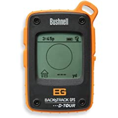 Buy Bushnell Bear Grylls Edition Back Track D-Tour Personal GPS Tracking Device, Orange... by Bushnell