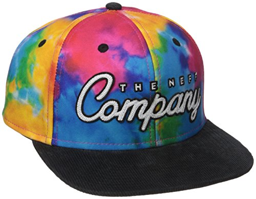 neff Men's the Company Cap, Tie Dye, One Size (Neff Beanie Tie Dye compare prices)