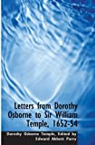 img - for Letters from Dorothy Osborne to Sir William Temple, 1652-54 book / textbook / text book
