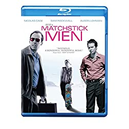 Matchstick Men [Blu-ray]