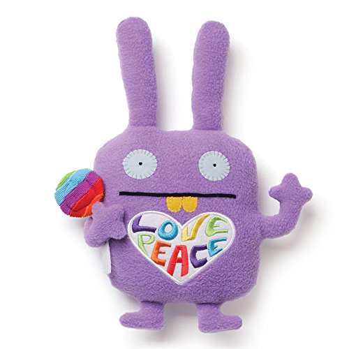 Uglydoll From Gund Lavendar Wippy with Lollipop 11""