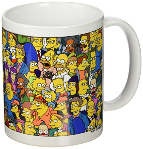 pyramid-international-mg23584-the-simpsons-characters-keramikbecher-mehrfarbig-85-x-12-x-105-cm