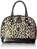 Disney Minnie Leopard Tote Top Handle Bag