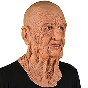 Zagone Studios Men's Supersoft Doa, Flesh, Adult One Size