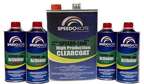 speedokote-smr-135-60-k-f-automotive-clear-coat-very-fast-dry-2k-urethane-31-mix-gallon-clearcoat-ki