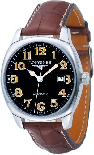 LONGINES (ロンジン) 腕時計 スピリット ブラック L2.700.4.53.2 [並行輸入品] メンズ