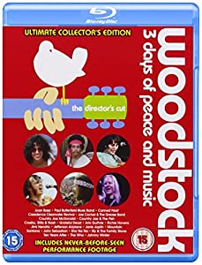 Woodstock [Blu-ray] [Import anglais]