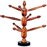 Genius Bird Wooden Decorative Bangle Stand