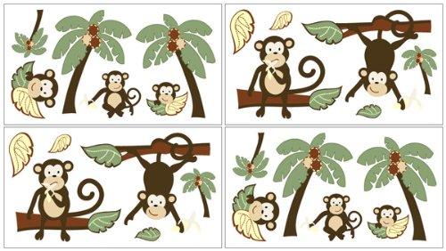 Kids Monkey Lamp front-952736