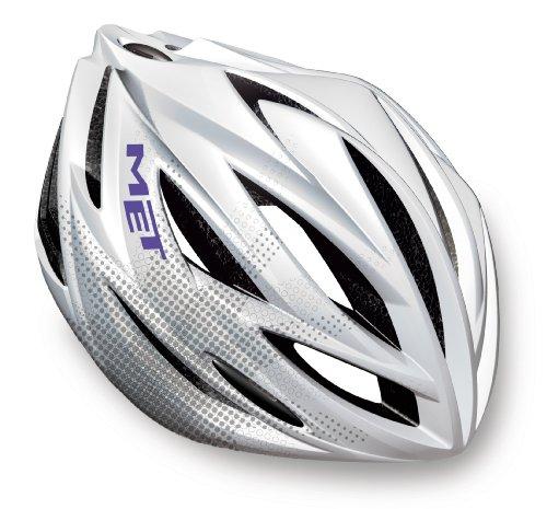 MET Forte Womens Road Helmet - 52-59cm, White
