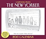 Cartoons from The New Yorker 2013 Day-to-Day Calendar
