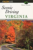 img - for Scenic Driving Virginia (Scenic Routes & Byways) book / textbook / text book