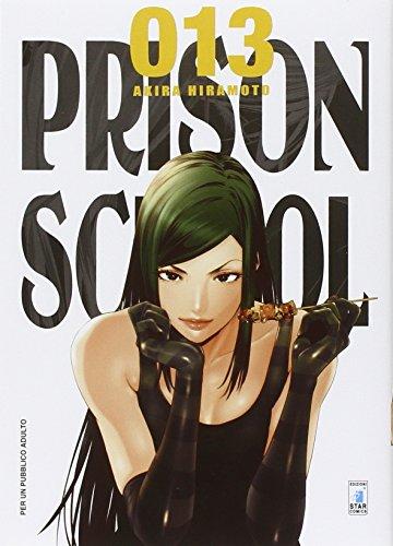 Prison school: 13