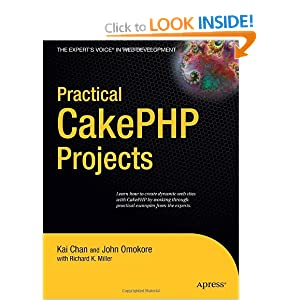 Practical CakePHP Projects (Practical Projects)