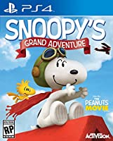 Snoopy's Grand Adventure from Activision Inc.