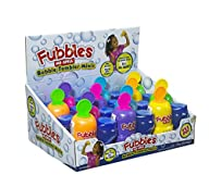 Little Kids Fubbles No-Spill Bubble T…