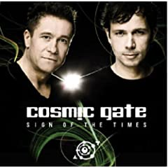 """Cosmic gate – """"Sign of the Times"""""""