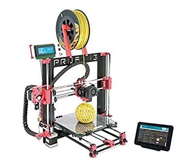BQ Prusa i3 Hephestos with MatterControl Touch