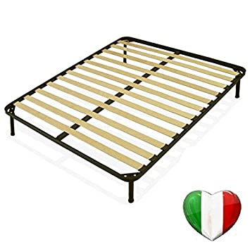 Reti The Cheapest Price Rete Ortopedica Singola A Doghe Larghe 1 Una Piazza Per Letto 80x190 Attractive Designs;