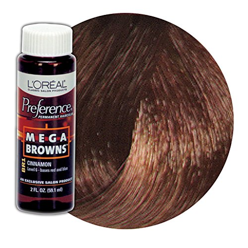 Preference Mega Browns Chocolate BR7 : Chemical Hair Dyes : Beauty