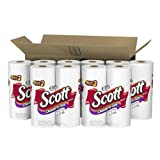 Scott Towel Roll Choose-A-Size, Regular, 2 Rolls, Pack of 5 (10 rolls)
