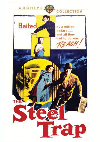DVD : Steel Trap
