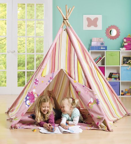 Magic Cabin Fairy Playtime Teepee