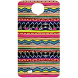 Tribal Native Ornament Pattern Back Cover Case For Samsung Galaxy S4 / SIV / I9500