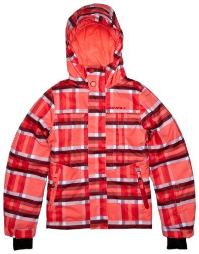 Oneill Carat Jacket Veste de ski fille Pink Aop 12 ans (152 cm)<br />