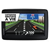 Navigation GPS TOMTOM START25M NOIR EUROPE 45 PAYS CARTE A VIE