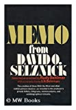 img - for Memo from David O. Selznick book / textbook / text book