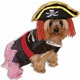 Pirate Pet Costume Size X-Small/Small