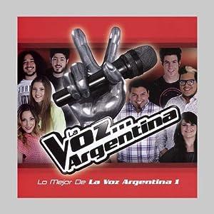 Lo Mejor De La Voz Argentina 1