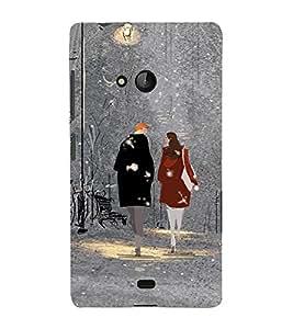 Ebby Premium Printed Mobile Back Case Cover With Full protection For Nokia Lumia 540/Microsoft Lumia 540 (Designer Case)